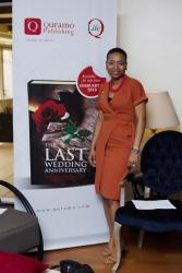Abimbola Dare, author of The Last Wedding Anniversary