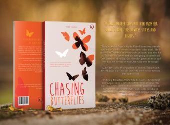 Chasing Butterflies, coming soon to bookstores near you.