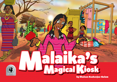 Maliaka's Magical Kiosk Cover