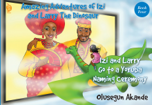 Izy Larry - Yoruba Naming Ceremony