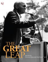The Great Leap Cover