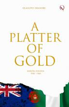 A Platter of Gold - Book Cover